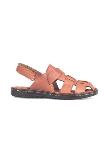 Tripy Spor Sandalet Taba